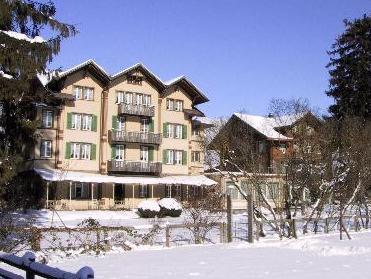Alpenrose Hotel and Gardens, Interlaken