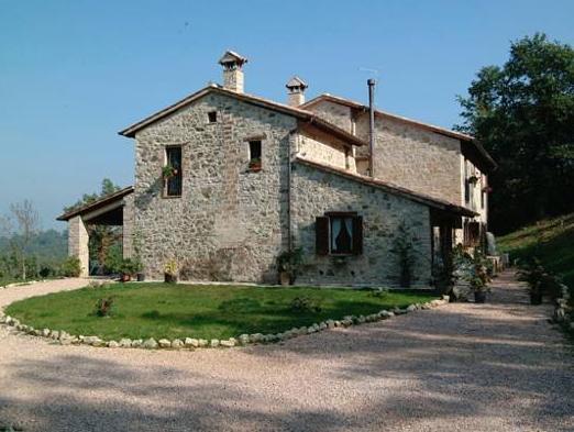Casale San Bartolomeo, Terni