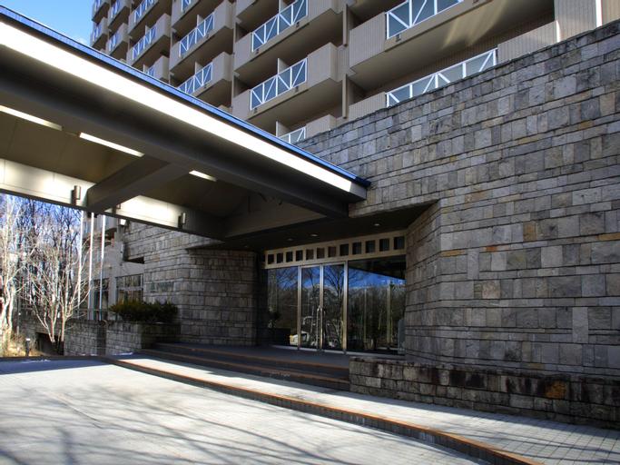 Villa Kitakaruizawa L wing, Naganohara