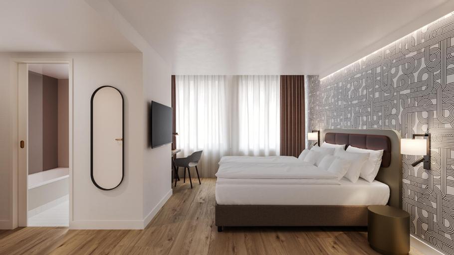 Walhalla Hotel, Sankt Gallen
