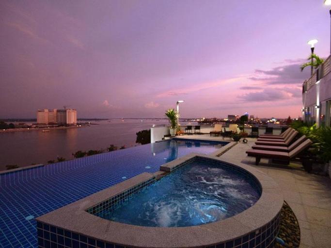 Harmony Phnom Penh Hotel, Ruessei Kaev
