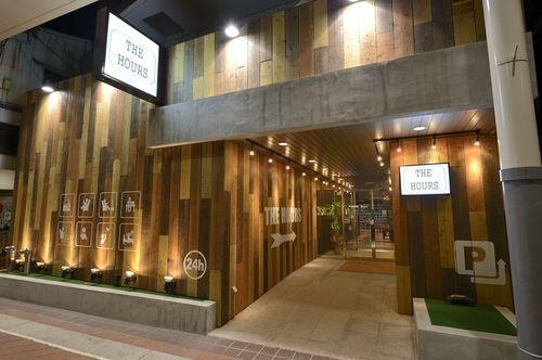 THE HOURS Hotel, Hiratsuka