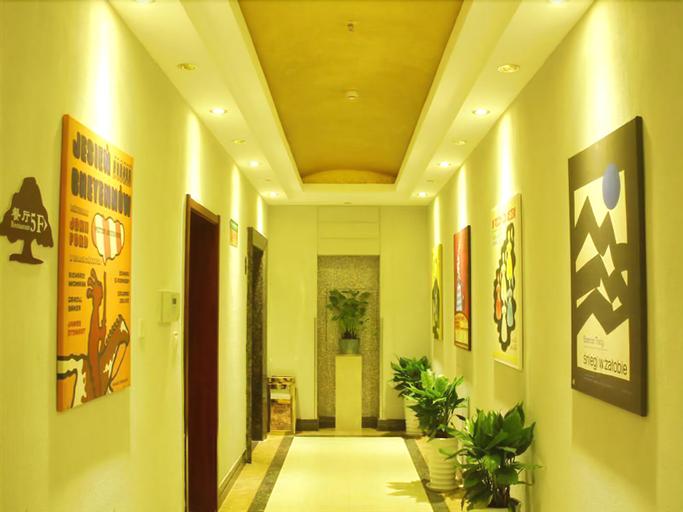 GreenTree Inn Kunshan High Speed Rail Station Hengshan Road Express Hotel, Suzhou