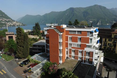 Hotel Colorado, Lugano