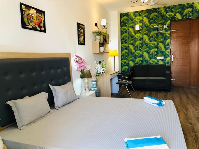 Knights Inn (Premier) en-Suite Service Apartment, Gautam Buddha Nagar