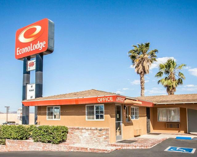 Econo Lodge On Historic Route 66, San Bernardino