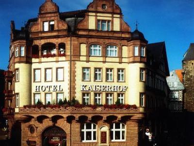 Hotel Kaiserhof, Eisenach