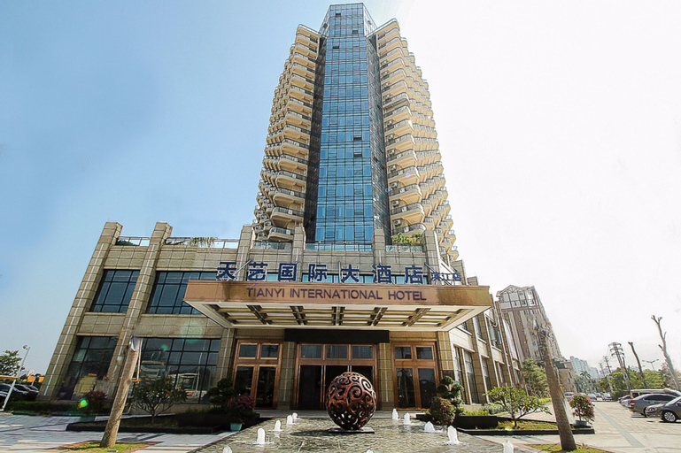 Haikou Tianyi International Hotel, Haikou