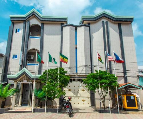BENIN BERGE Hotel, Sô-Ava