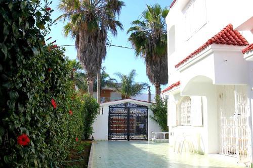 Votre Maison de vacances en bord de mer - Harhoura, Skhirate-Témara