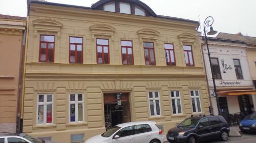Penzion nad Bankou, Košice I