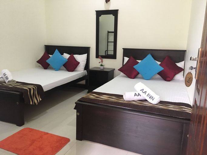 AAINN GUEST, Trincomalee Town and Gravets
