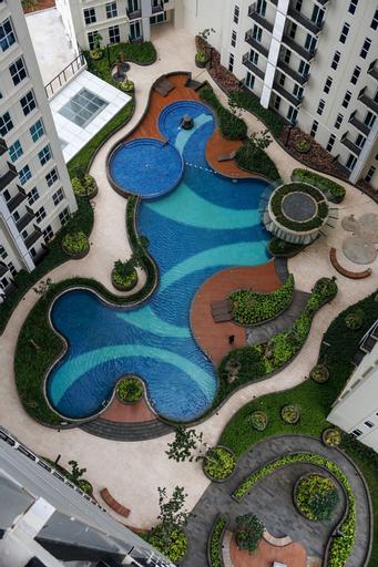 Brand New Studio Puri Orchard Apartment, West Jakarta
