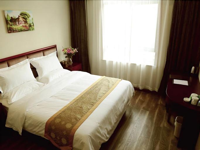 GreenTree Inn+H4:H1686 Changzhou Henlin Town zhongtian Express Hotel, Changzhou