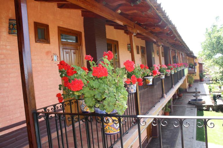 Hotel Huerta Real, Mazamitla