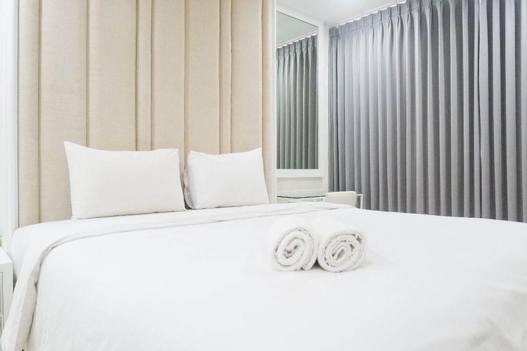 Spacious 1BR Apartment at Praxis By Travelio, Surabaya