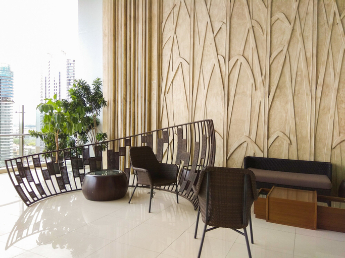 Spacious 2BR Springhill Terrace Apartment, Central Jakarta