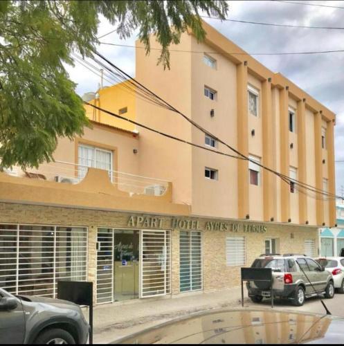 Apart Hotel Ayres De Termas (Ex Colomba), Rió Hondo