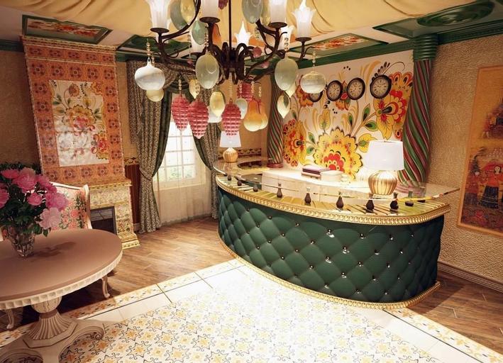 Art-hotel Znat, Tyumen'