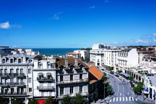YOUCCA CITY VIEW Apartment in the heart of Biarritz close to the beach, Pyrénées-Atlantiques