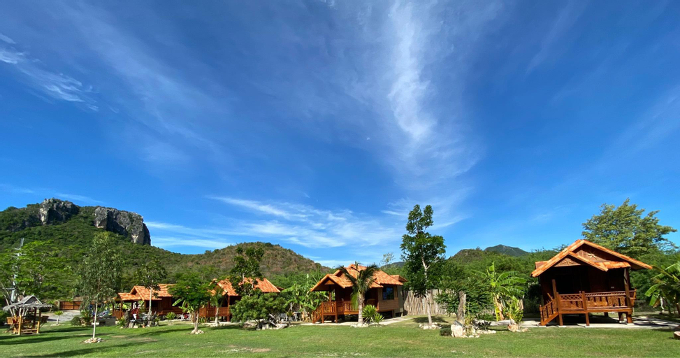 Jing Jo Boutique Bungalow Resort, K. Sam Roi Yot