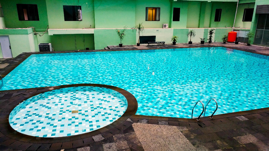 Best Choice 2BR Apt at Menteng Square By Travelio, Central Jakarta