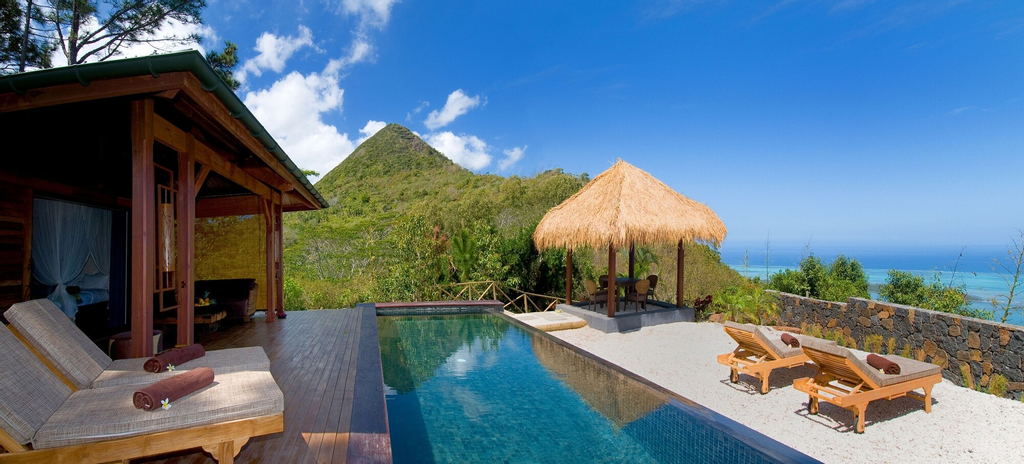 Lakaz Chamarel Exclusive Lodge,
