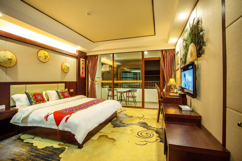 Yue Shang Boutique Holiday Inn, Xishuangbanna Dai