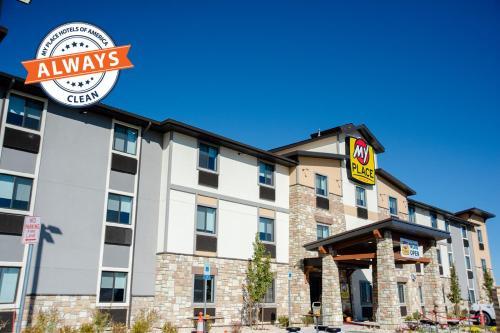 My Place Hotel-Carson City NV, Carson City