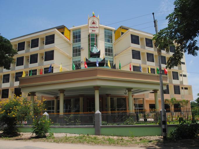 Nan Htike Thu Hotel, Magwe Minbu
