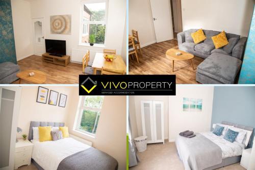 3 Bedroom Apartment- Vivo Property South Shields, South Tyneside