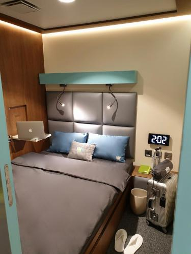 sleep 'n fly Sleep Lounge, Dubai Airport, C-Gates (Terminal 3),