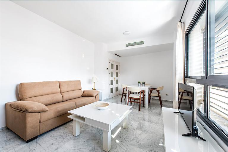 Deluxe Apartment Buharia con Parking, Sevilla