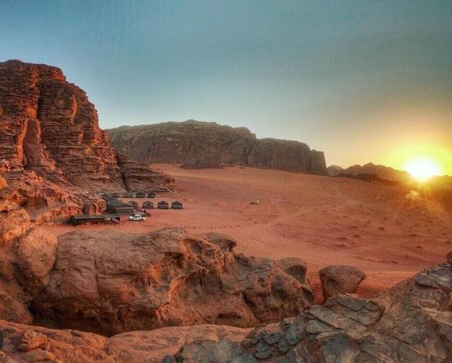 Beyond Wadi Rum Camp, Aqaba