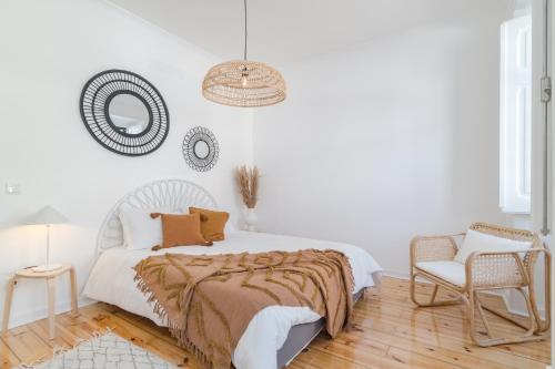 Casa Boma Lisboa - Brighting And Charming Apartment - Lapa VI, Lisboa