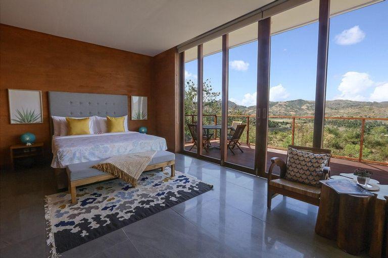 Villa with amazing view in Selong Belanak Bay, Lombok