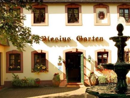 Blesius Garten, Trier