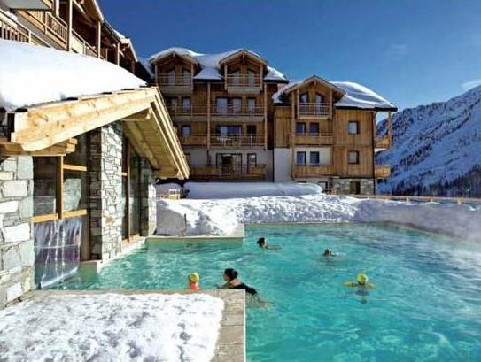 Résidence Nemea Le Grand Lodge, Haute-Savoie