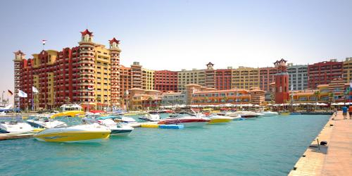 Porto Marina Resort & Spa, Al-Hammam