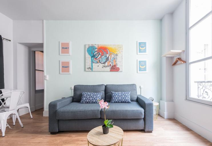 Apartment WS Hotel de Ville - Musee Pompidou, Paris