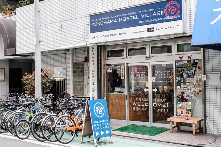 Yokohama Hostel Village Hayashi-Kaikan, Yokohama