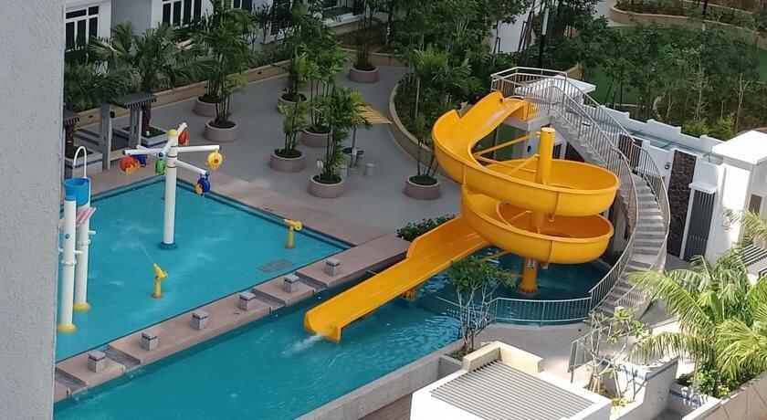 Viomaxs Parkland 3 bedroom family apartment, Kota Melaka