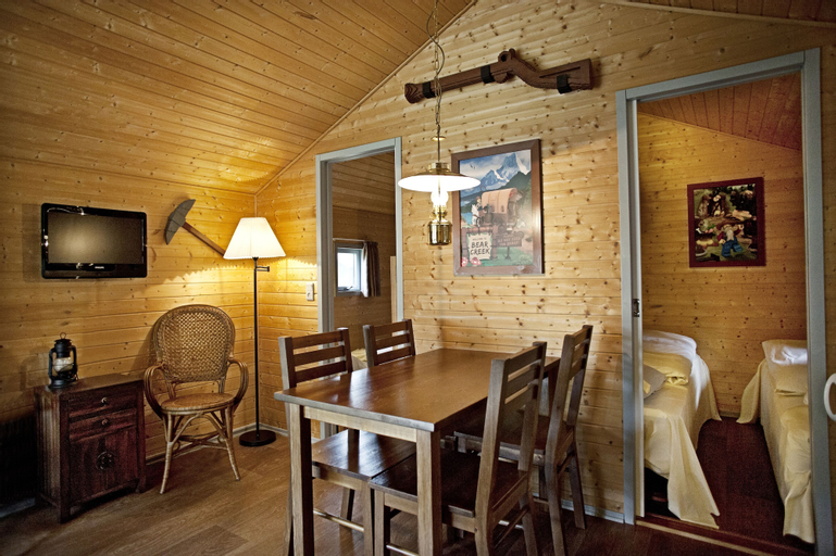 LEGOLAND Wild West Cabins, Billund