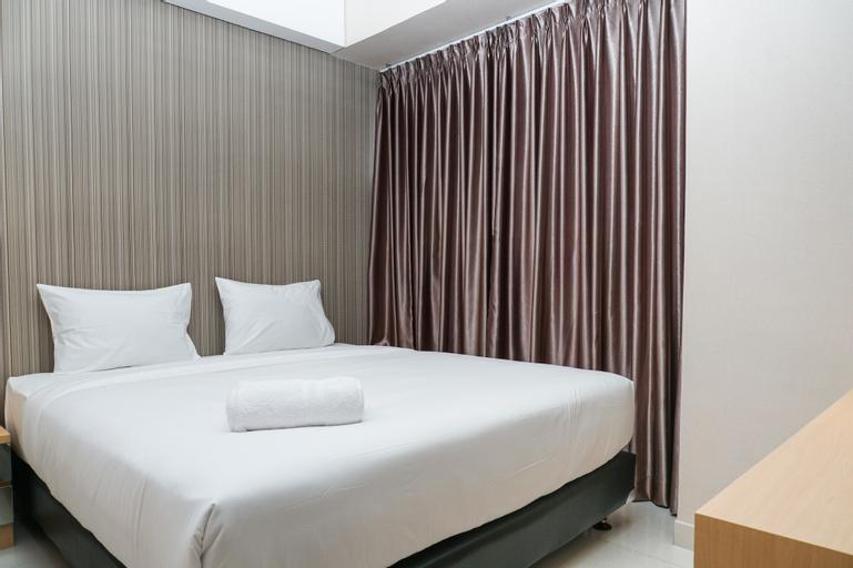 2BR Best View Taman Anggrek Residence Apartment near Mall, West Jakarta
