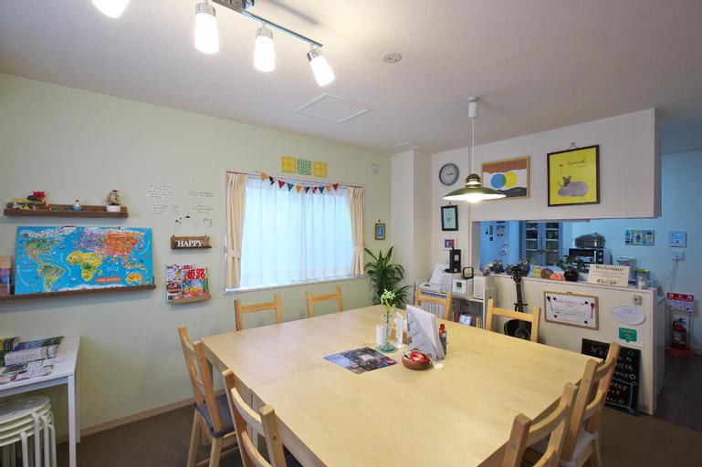 Shironoshita Guesthouse, Himeji