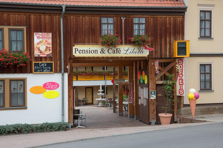 Pension & Café Libelle, Ilm-Kreis