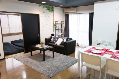 松戸 ファミリー向け3K 最大7人まで宿泊可能 Nomad松戸宿012, Matsudo
