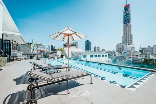 Vince Bangkok Pratunam Hotel & Residence, Ratchathewi