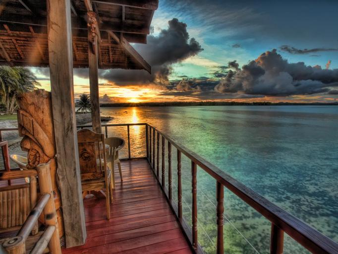 Ocean 101 Beach Resort, General Luna