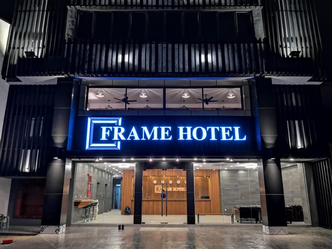 Frame Hotel, Pulau Penang